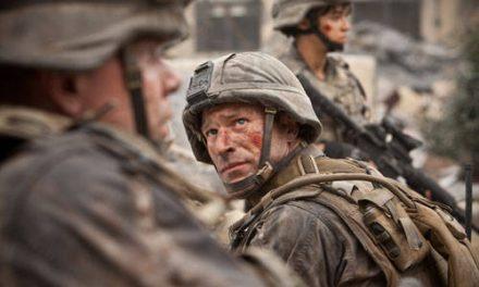 Movie Trailer: Battle Los Angeles