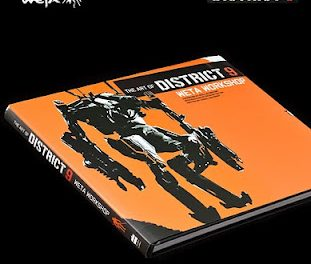Book Preview: The Art of District 9: Weta Workshop