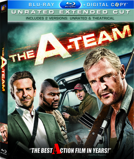 The Warriors Gate Full Movie Dual Audio: The A-Team On DVD/Blu-Ray Today