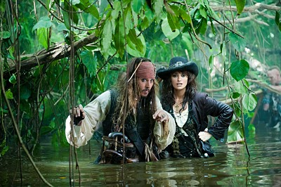 Movie Trailer: Pirates of the Caribbean: On Stranger Tides