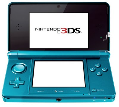 Nintendo 3DS pre-orders begin AND Nintendo issues a warning against possible eye damage