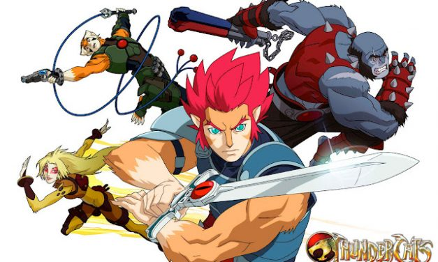 First official photo for new Thundercats cartoon!