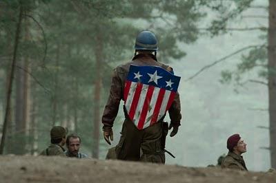 Captain America Super Bowl teaser trailer!
