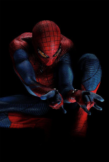 Spider-Man reboot gets an official movie title AND first shot of full costume!