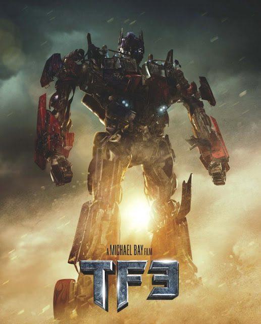 Transformers 3 Super Bowl teaser trailer!