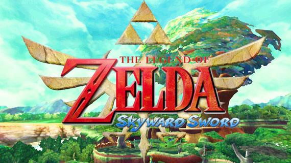 New Wii Legend of Zelda: Skyward Sword trailer is awesome!