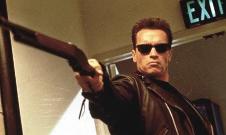 Arnold Schwarzenegger is BACK as The Terminator!