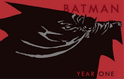 First look at BATMAN: YEAR ONE animation