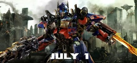 Movie Trailer – Transformers: Dark of the Moon