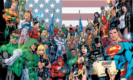 Massive DC Universe Comic Book reboot CONFIRMED!!