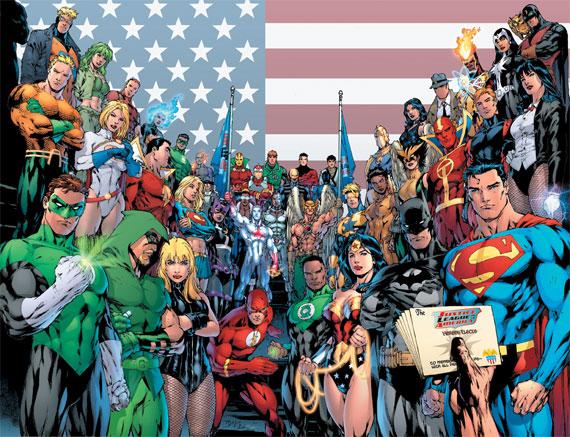 Massive DC Universe Comic Book reboot CONFIRMED!!