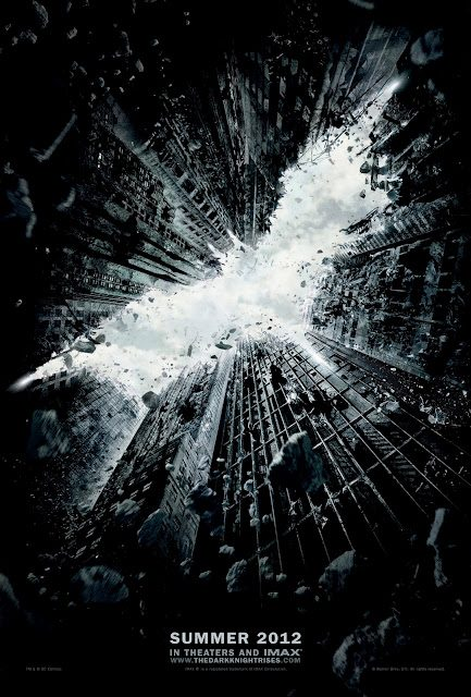 First THE DARK KNIGHT RISES teaser poster!