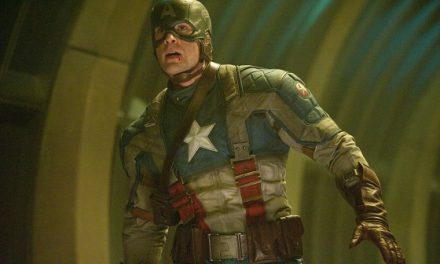 CAPTAIN AMERICA: THE FIRST AVENGER movie review