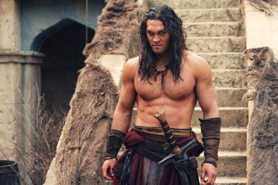 Movie Review: CONAN THE BARBARIAN