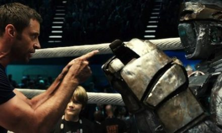 Movie Review: REAL STEEL