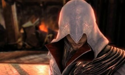 Ezio from ASSASSIN'S CREED series playable in SOUL CALIBUR V!