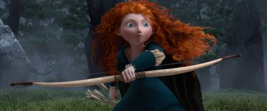 Full trailer for the Disney Pixar movie BRAVE!