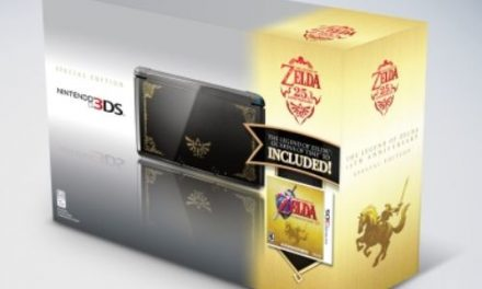 Limited Edition Zelda 3DS bundle confirmed for US!