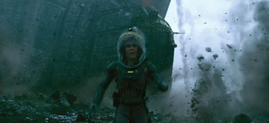 Amazing new trailer for Ridley Scott's sci-fi epic PROMETHEUS!