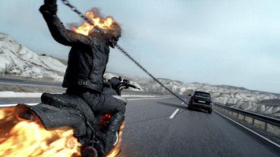 GHOST RIDER: SPIRIT OF VENGEANCE Movie Review