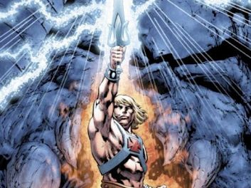 DC to launch new HE-MAN AND THE MASTERS OF THE UNIVERSE comic book series