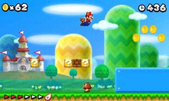 NEW SUPER MARIO BROS. 2 announced for the Nintendo 3DS!