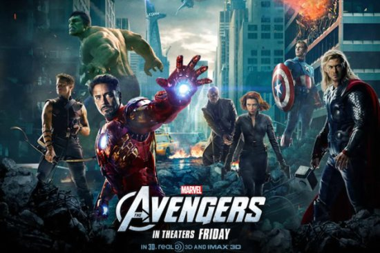 THE AVENGERS movie review