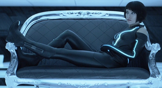 TRON LEGACY Movie Review