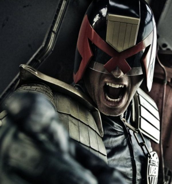 First Trailer For DREDD Starring Karl Urban