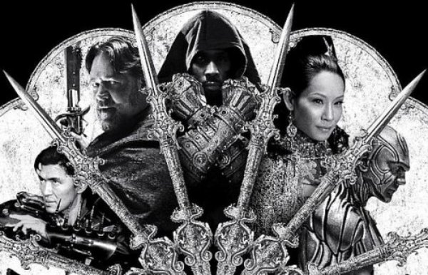 THE MAN WITH THE IRON FISTS Red-Band Trailer: They Put The F-U In Kung Fu
