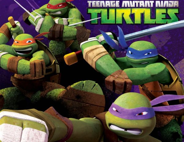 First Trailer For Nickelodeon's TEENAGE MUTANT NINJA TURTLES Reboot