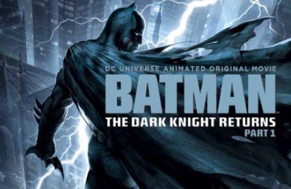 New Animated BATMAN: THE DARK KNIGHT RETURNS, PART 1 Trailer