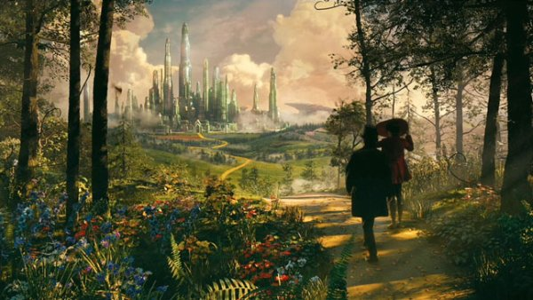 OZ: THE GREAT AND POWERFUL teaser trailer