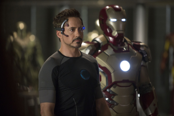 IRON MAN 3 Movie Trailer