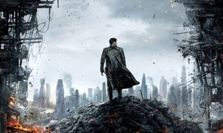 STAR TREK INTO DARKNESS Teaser Trailer Released