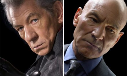 Patrick Stewart and Ian McKellen back as Professor X and Magneto in X-MEN: DAYS OF FUTURE PAST