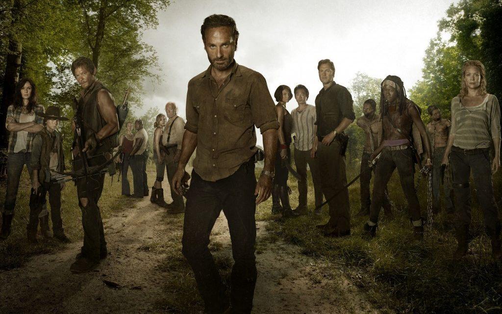 THE WALKING DEAD Season 3 Recap: Dinner with Zombies