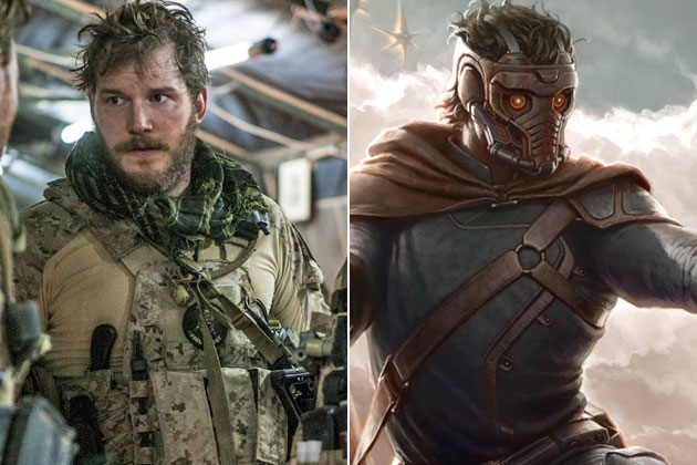 Marvel Finally Casts Star-Lord in GUARDIANS OF THE GALAXY