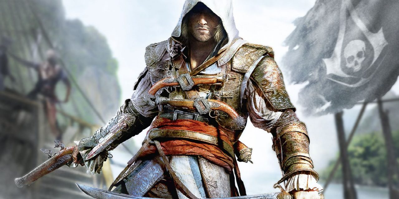 ASSASSIN'S CREED IV: BLACK FLAG Announced and Coming in 2013