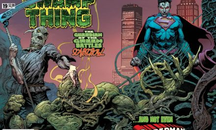 DC's SWAMP THING Gets a New Writer and Cool New Guest Characters