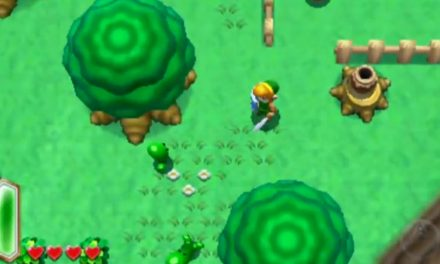 New THE LEGEND OF ZELDA Game Officially Announced for Nintendo 3DS