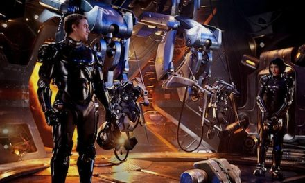 The New PACIFIC RIM Trailer Will Explode Your Face!