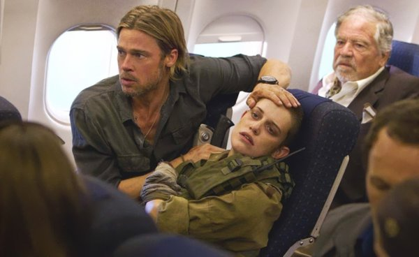 World War Z Movie Review Never Ending Radical Dude
