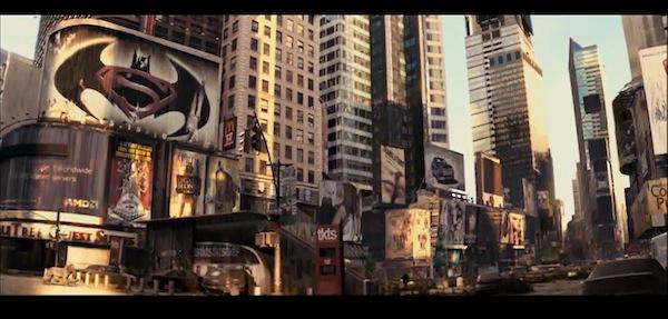 Superman-Batman I am Legend