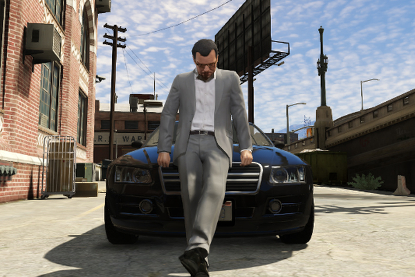 GRAND THEFT AUTO V Gameplay Trailer!