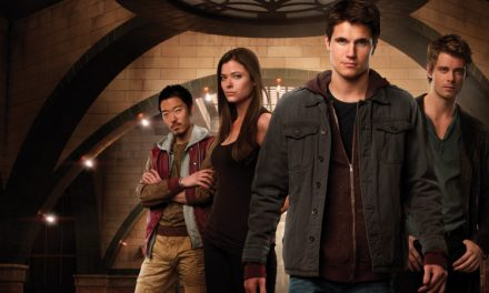 THE TOMORROW PEOPLE (2013) Pilot Review
