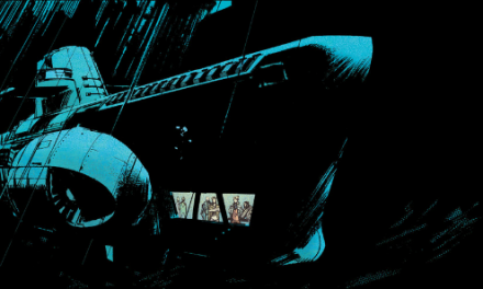THE WAKE #1 Comic Book Review