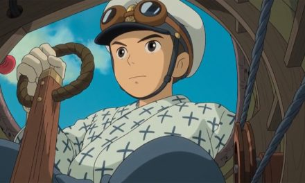 THE WIND RISES Movie Trailer