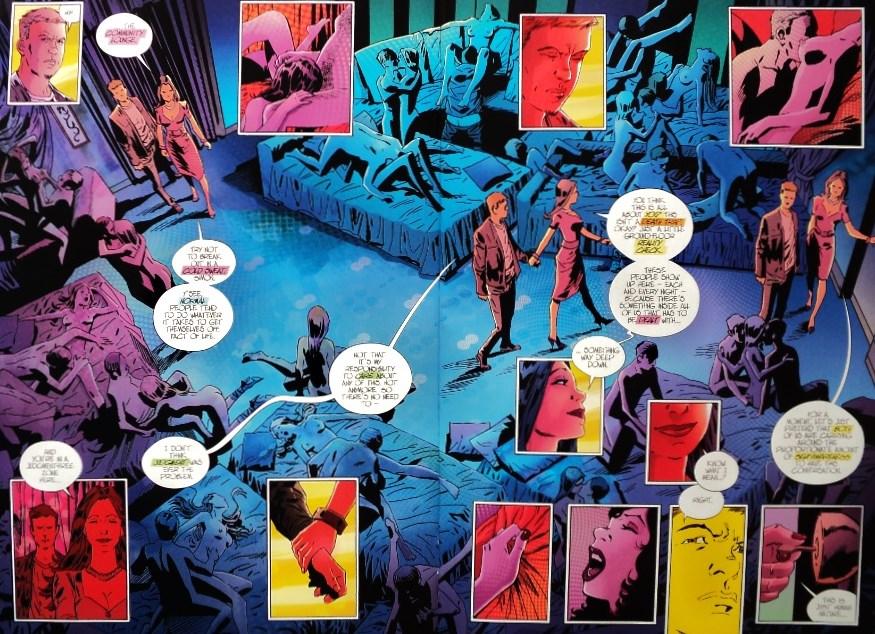 SEX Vol. 1 Comic Book Review - Never Ending Radical Dude