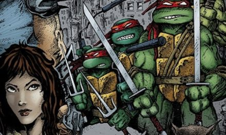 TMNT: THE ULTIMATE COLLECTION – VOl. 1 Comic Book Review